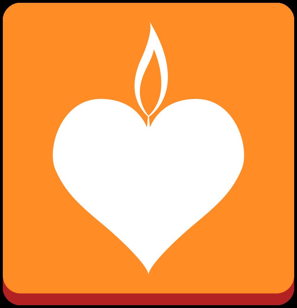 icono corazon png
