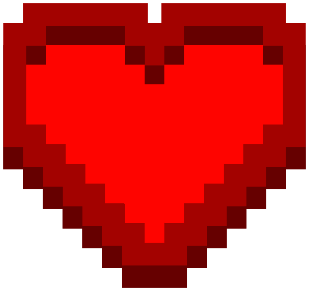 hart pixel png
