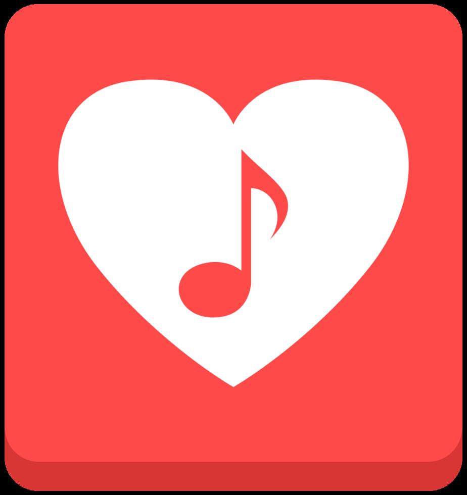 Herzmusik png