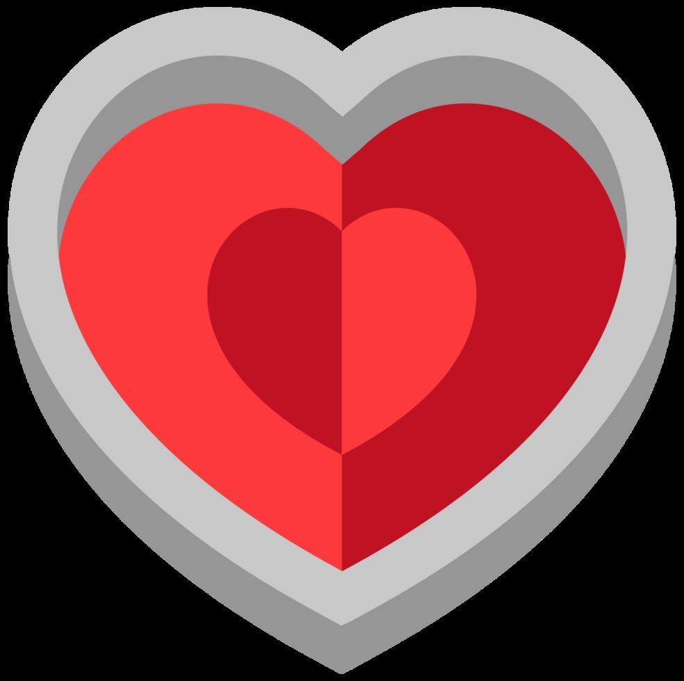 logotipo del corazón png