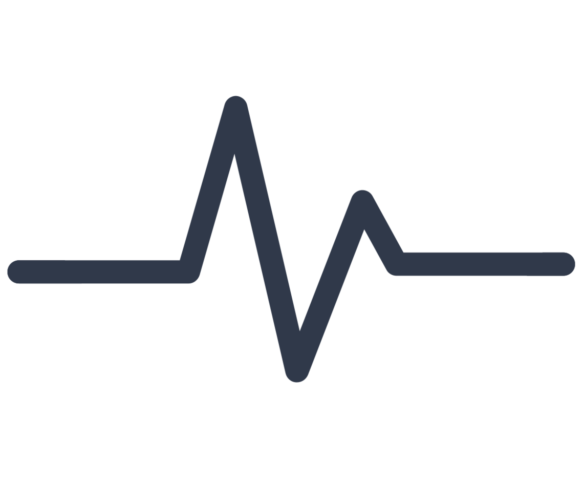 Heart monitor beat png