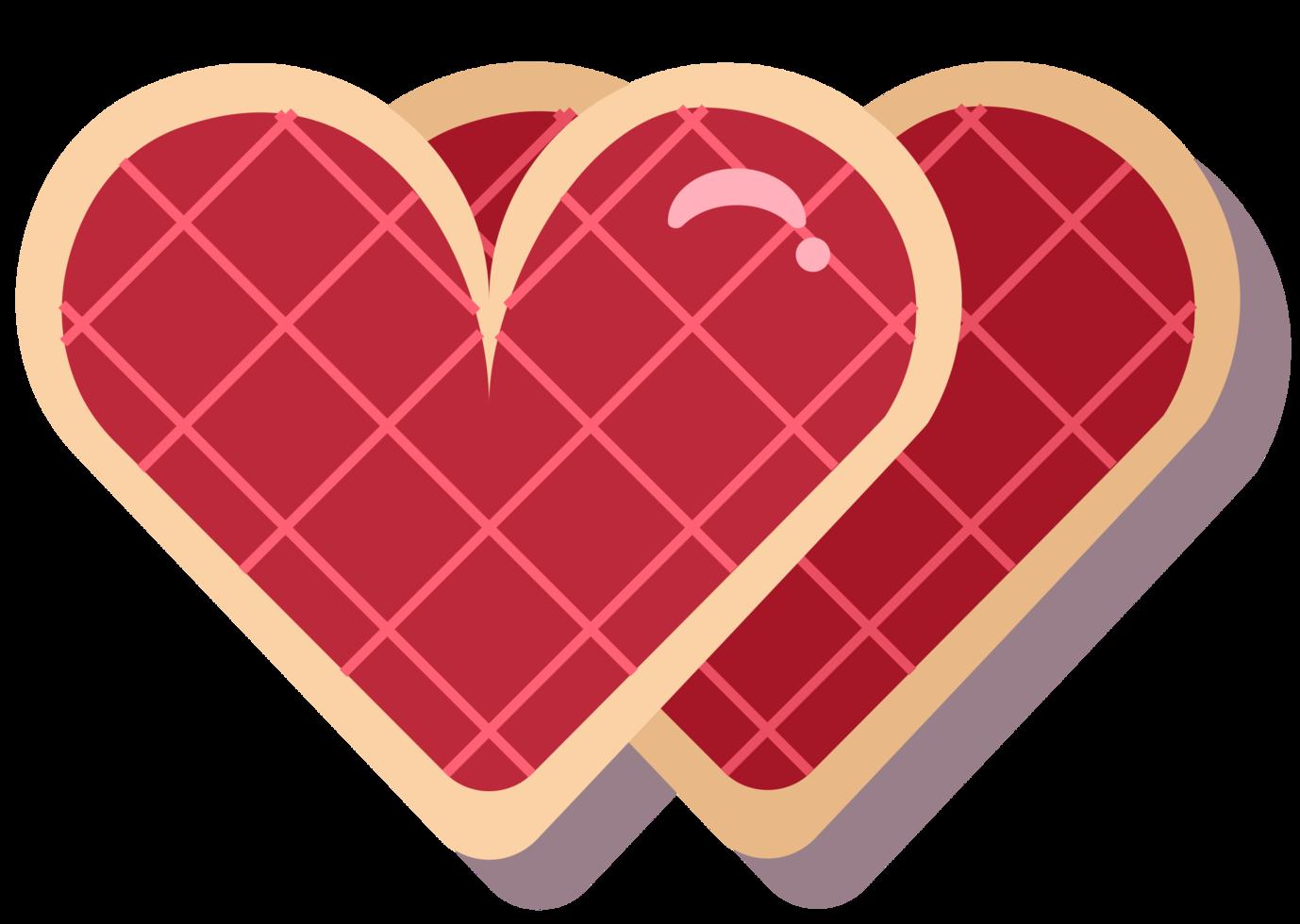 Herzkuchen png