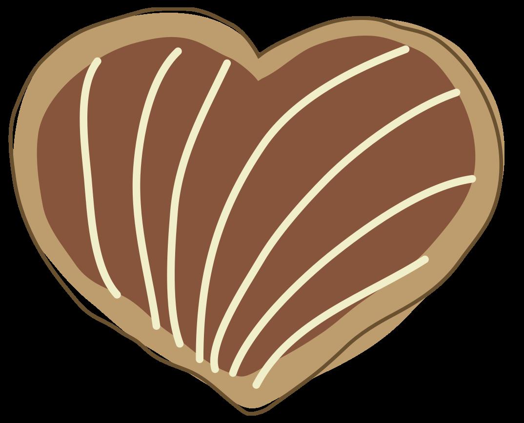 biscuit coeur png