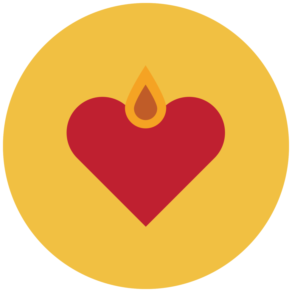 cuore sacro png