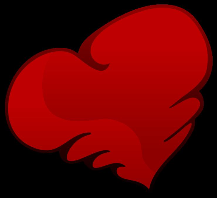 tatuaje de corazón png