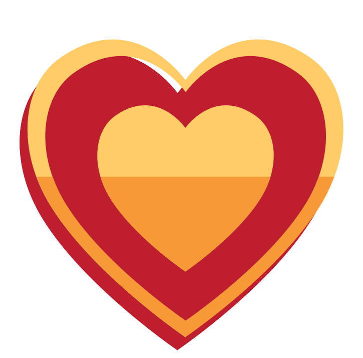 cuore d'oro png