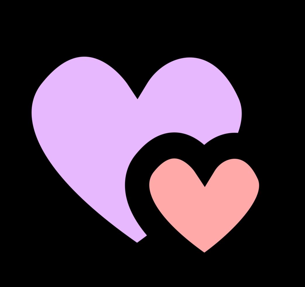 icône de coeur png