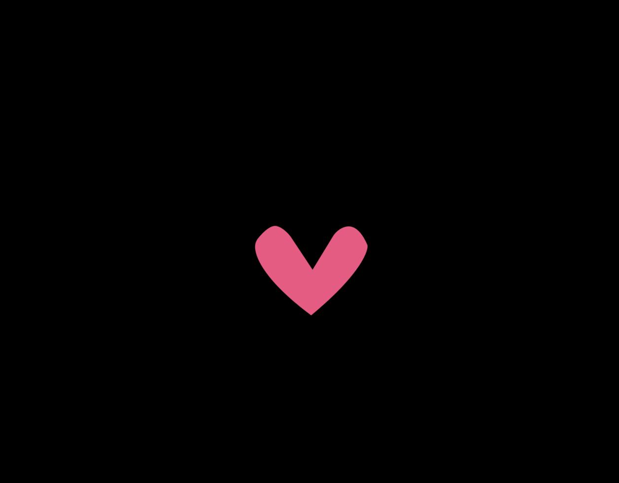 carta de icono de corazón png