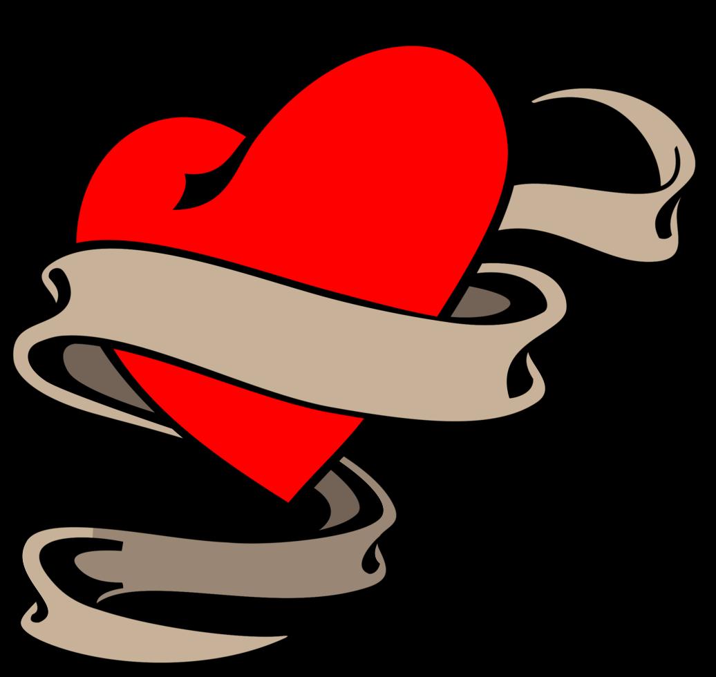 hart tatttoo png