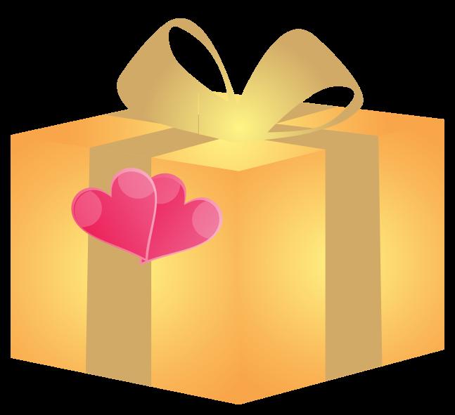 regalo de corazón png