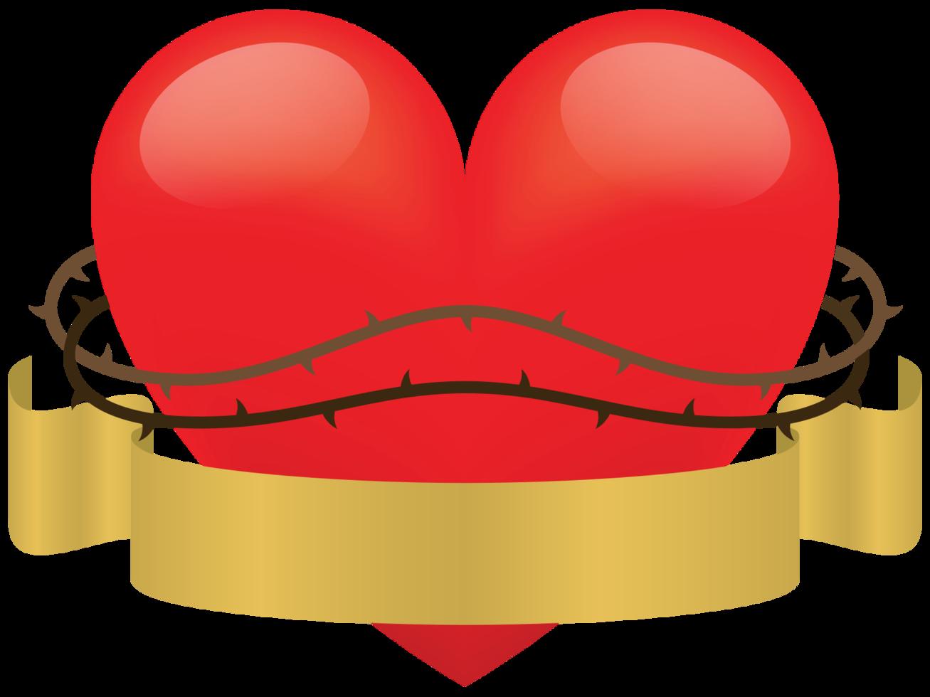 sagrado Corazón png