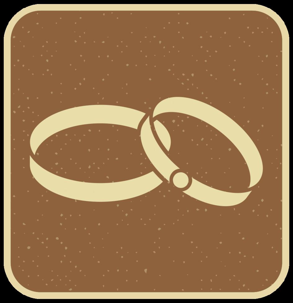 anel de amor png