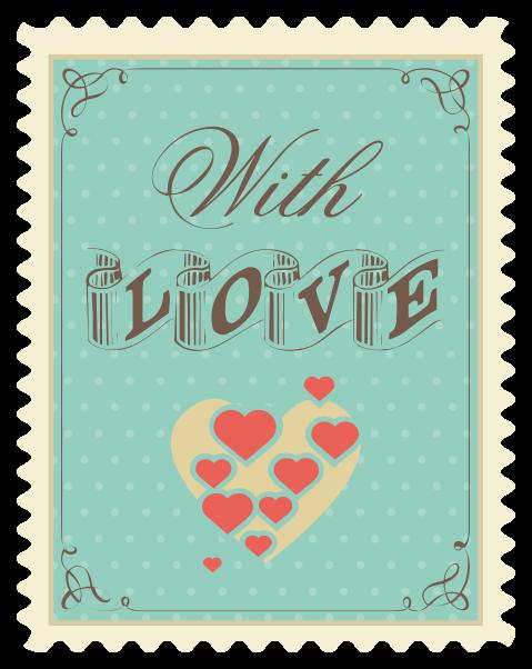 kärlek affisch typografi png