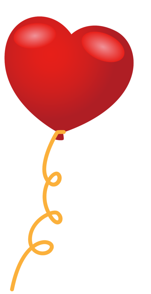 cuore baloon png