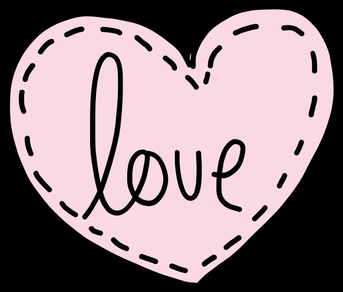 liefde hart png