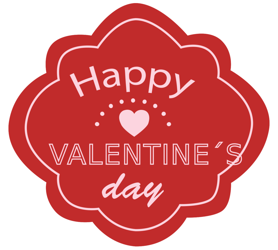 Free Happy Valentine S Day Png With Transparent Background
