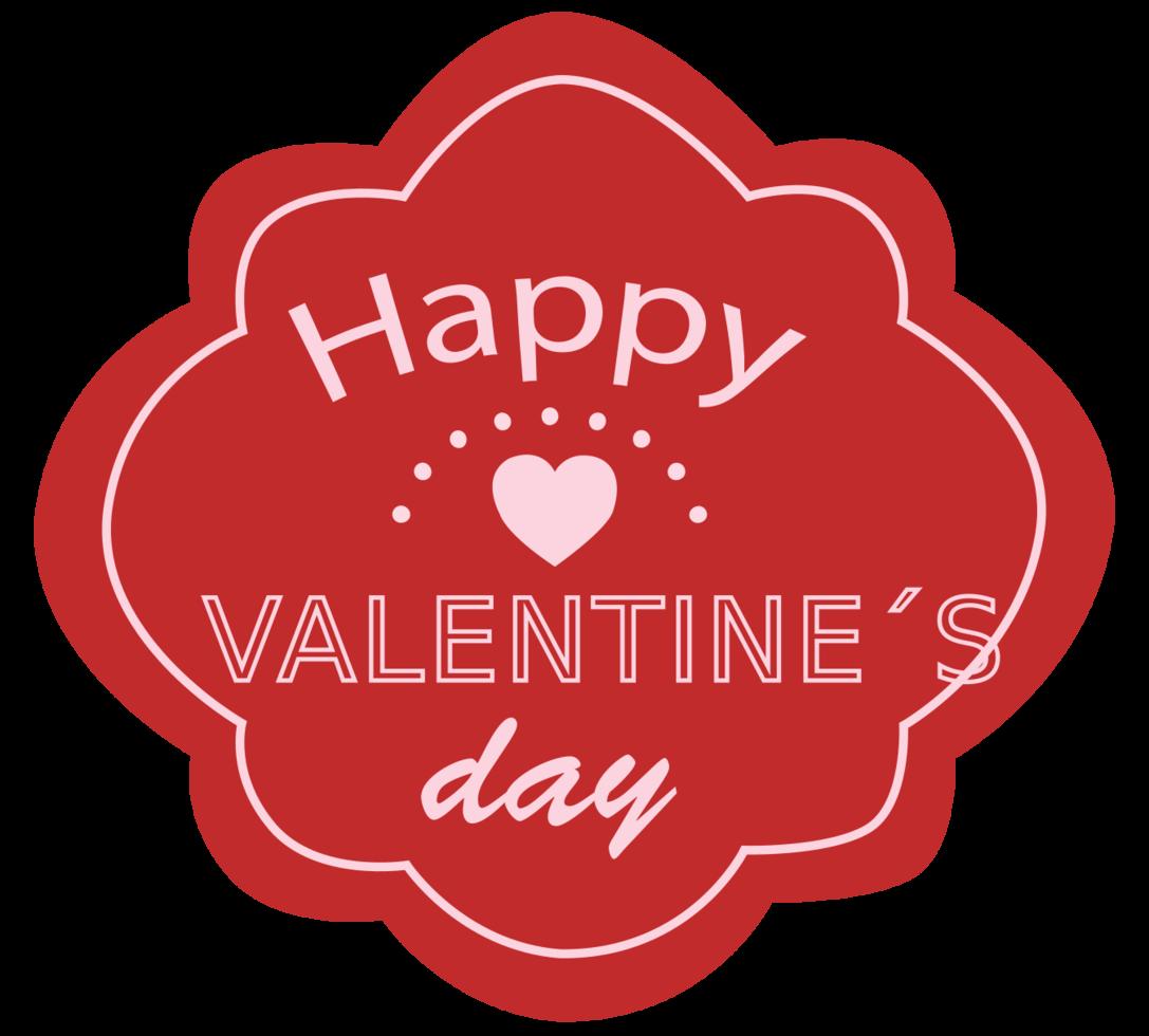 Feliz día de San Valentín png