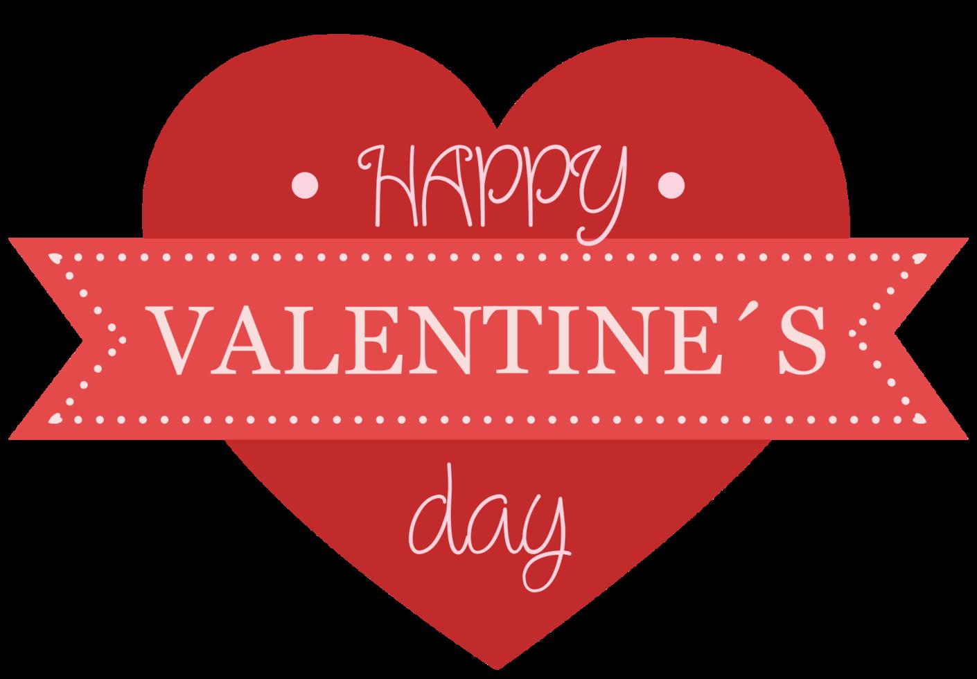 fröhlichen Valentinstag png