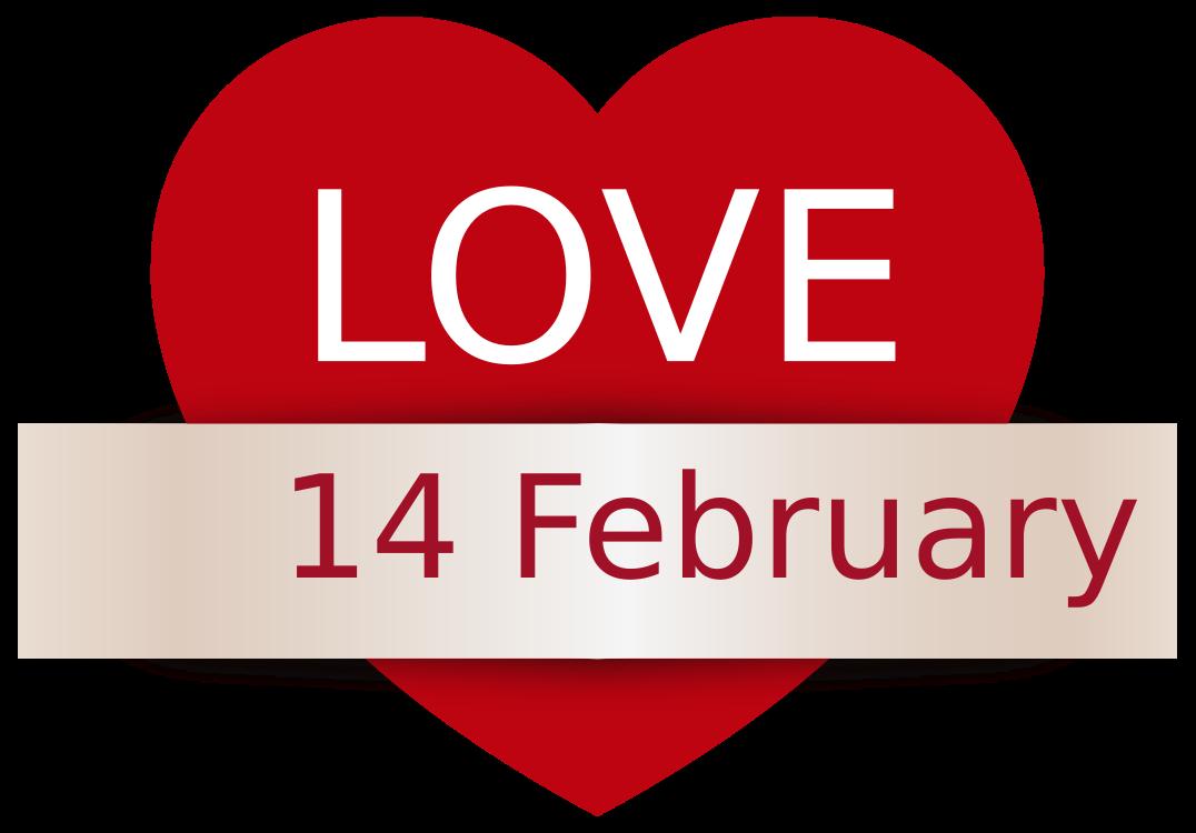 tipografía de amor png