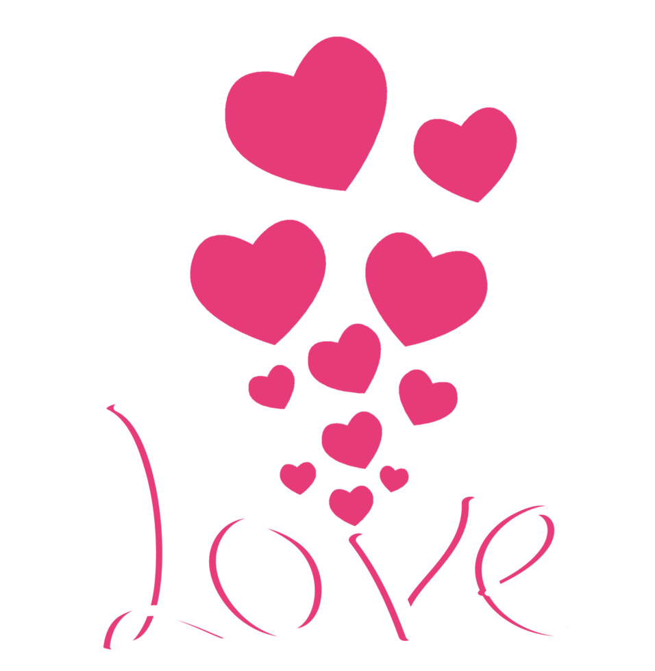 Love composition png
