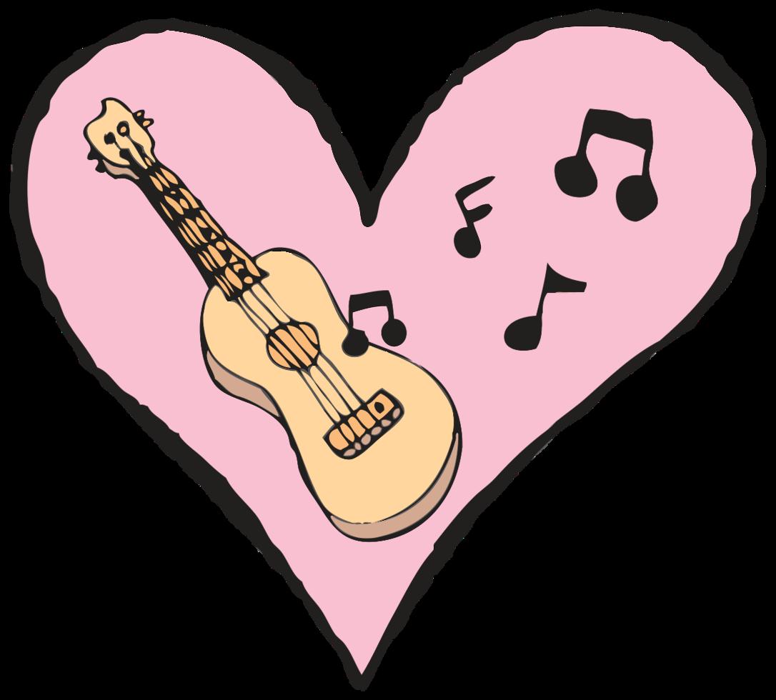 ukulele havaiano png