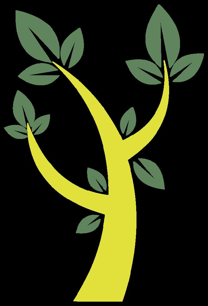 árbol abstracto png