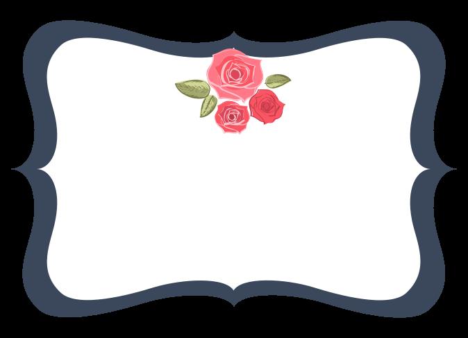 Blumenetikett png