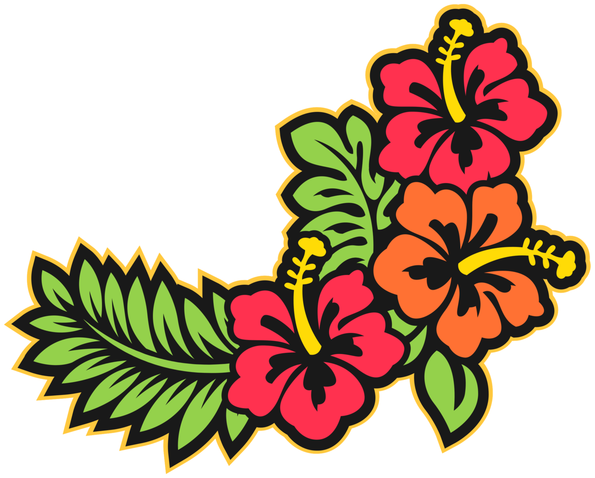 hawaii blomma png