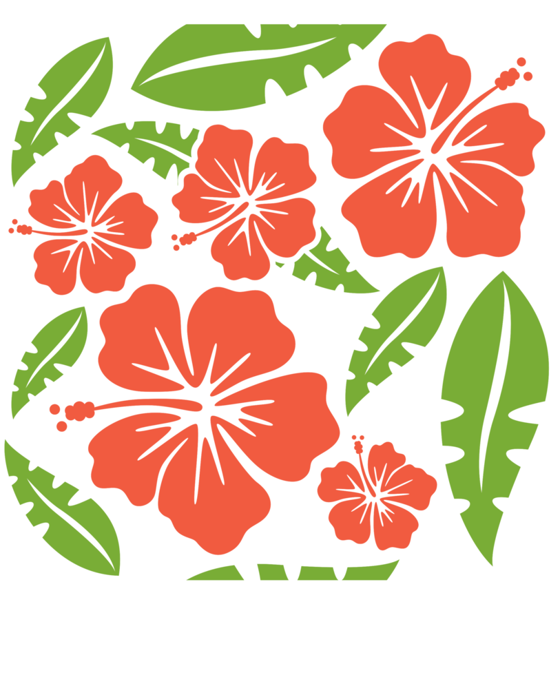 Blumenmuster png