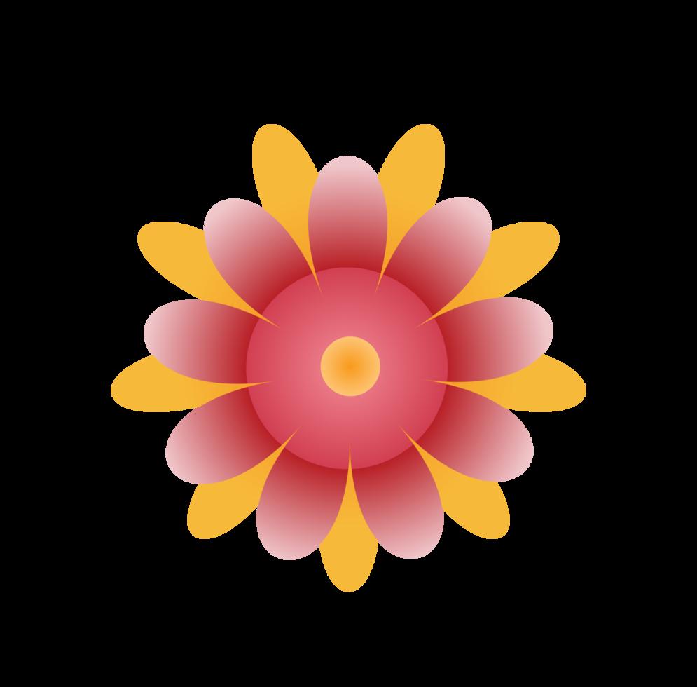 polynesisk blomma png