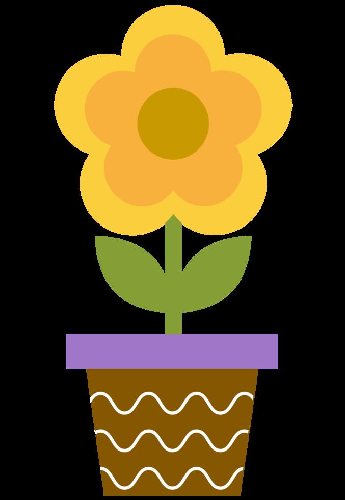 vaso di fiori png