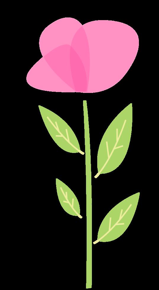 blomma enkel png