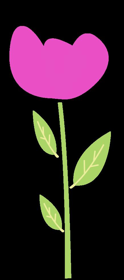 fleur simple png