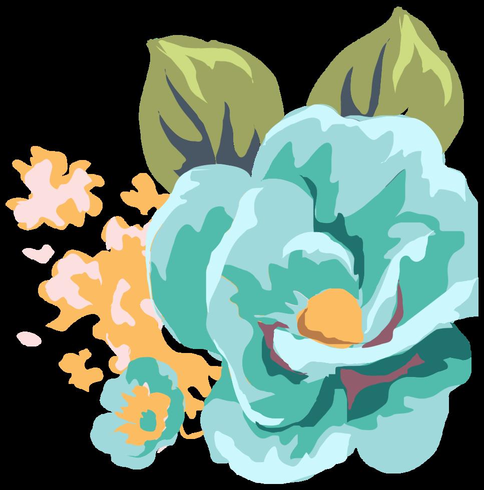 bloem achtergrond png