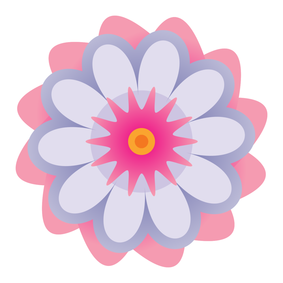 Flower polynesian png