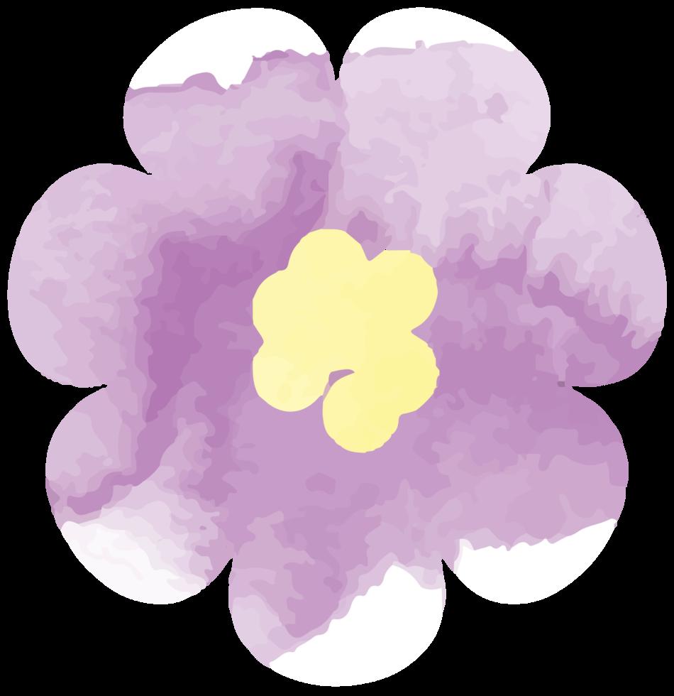 bloem waterkleur png