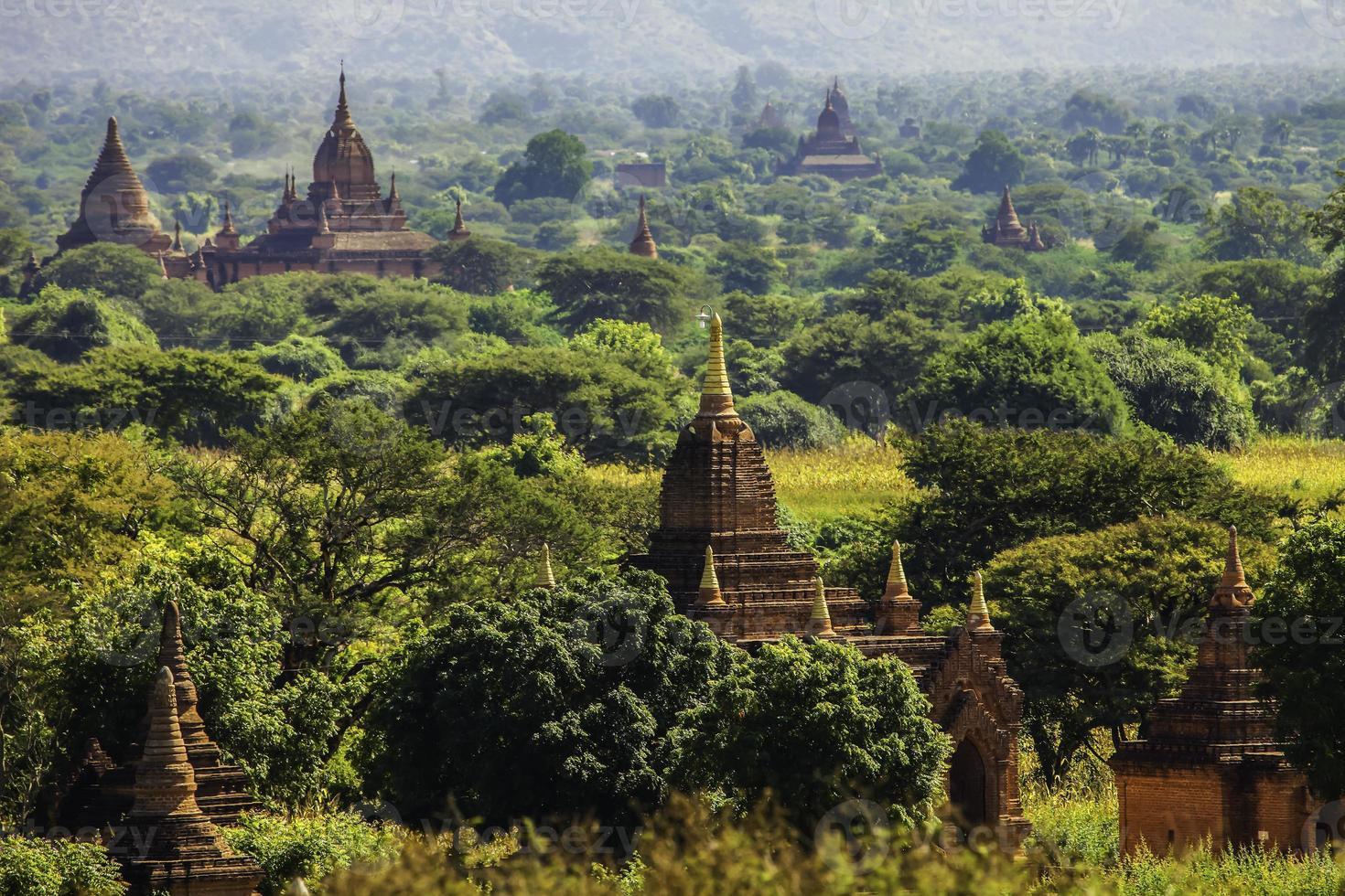 pagoda de tung foto