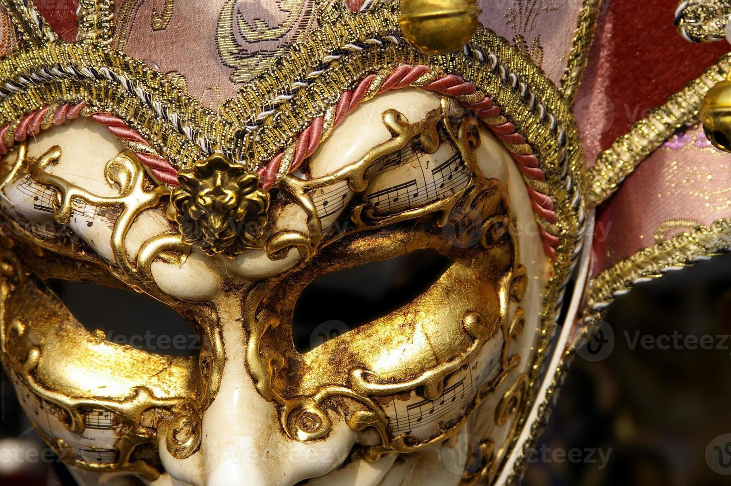 maschera foto