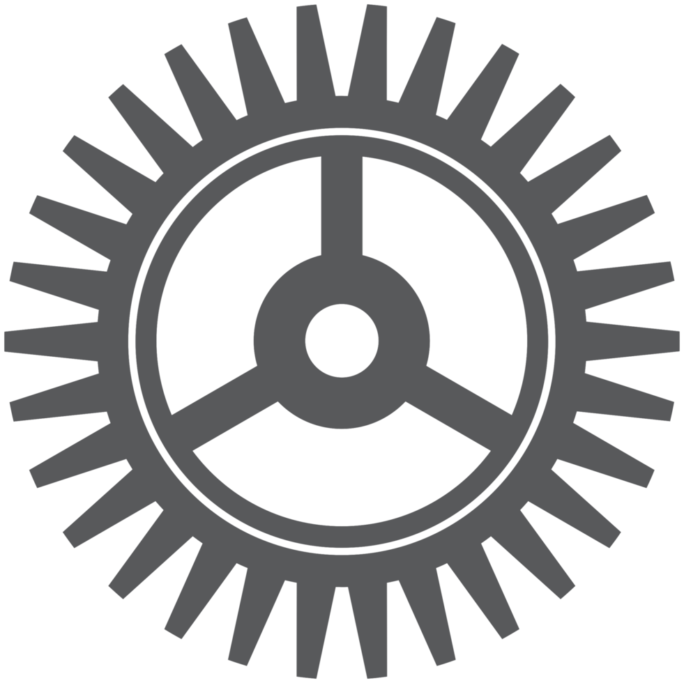 Kreis Logo Ausrüstung png
