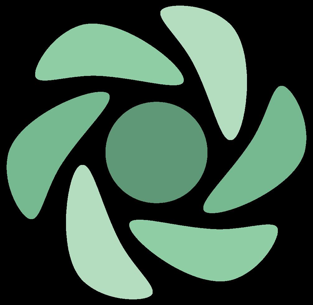 Kreis Logo Turbine png