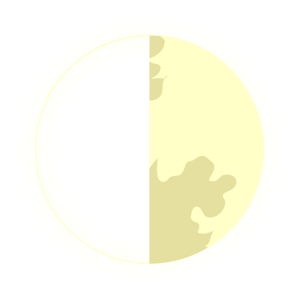 lua primeiro trimestre png
