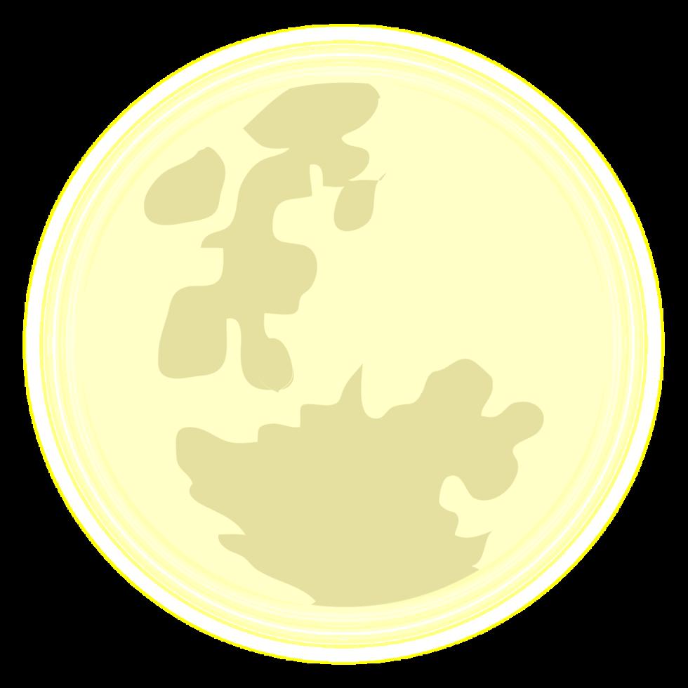 lua cheia png