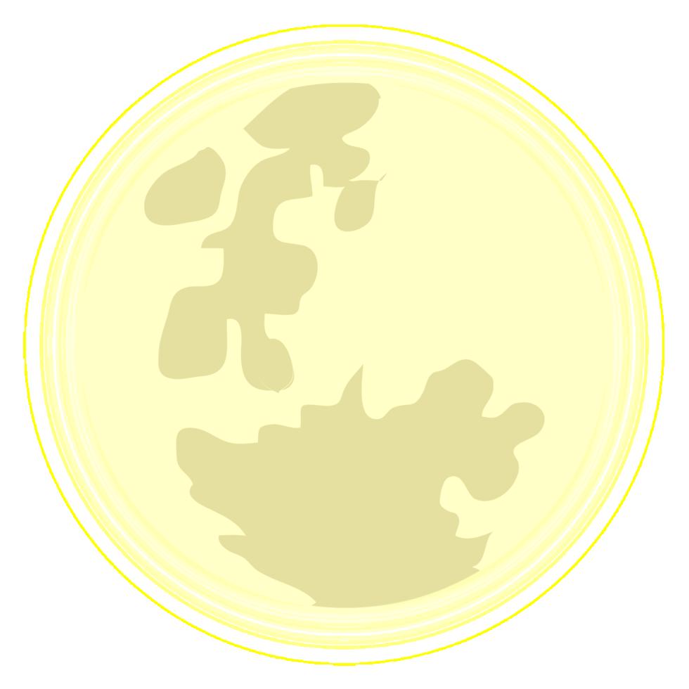 fullmåne png