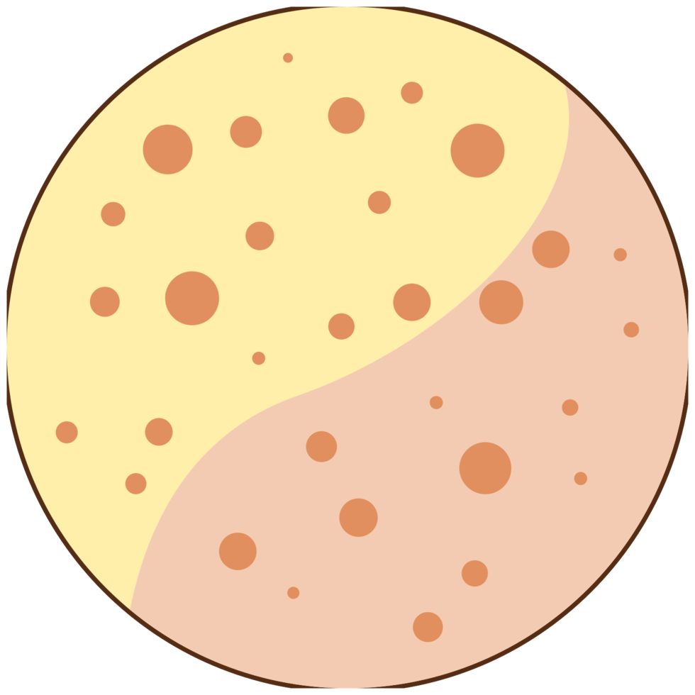 maanfase png