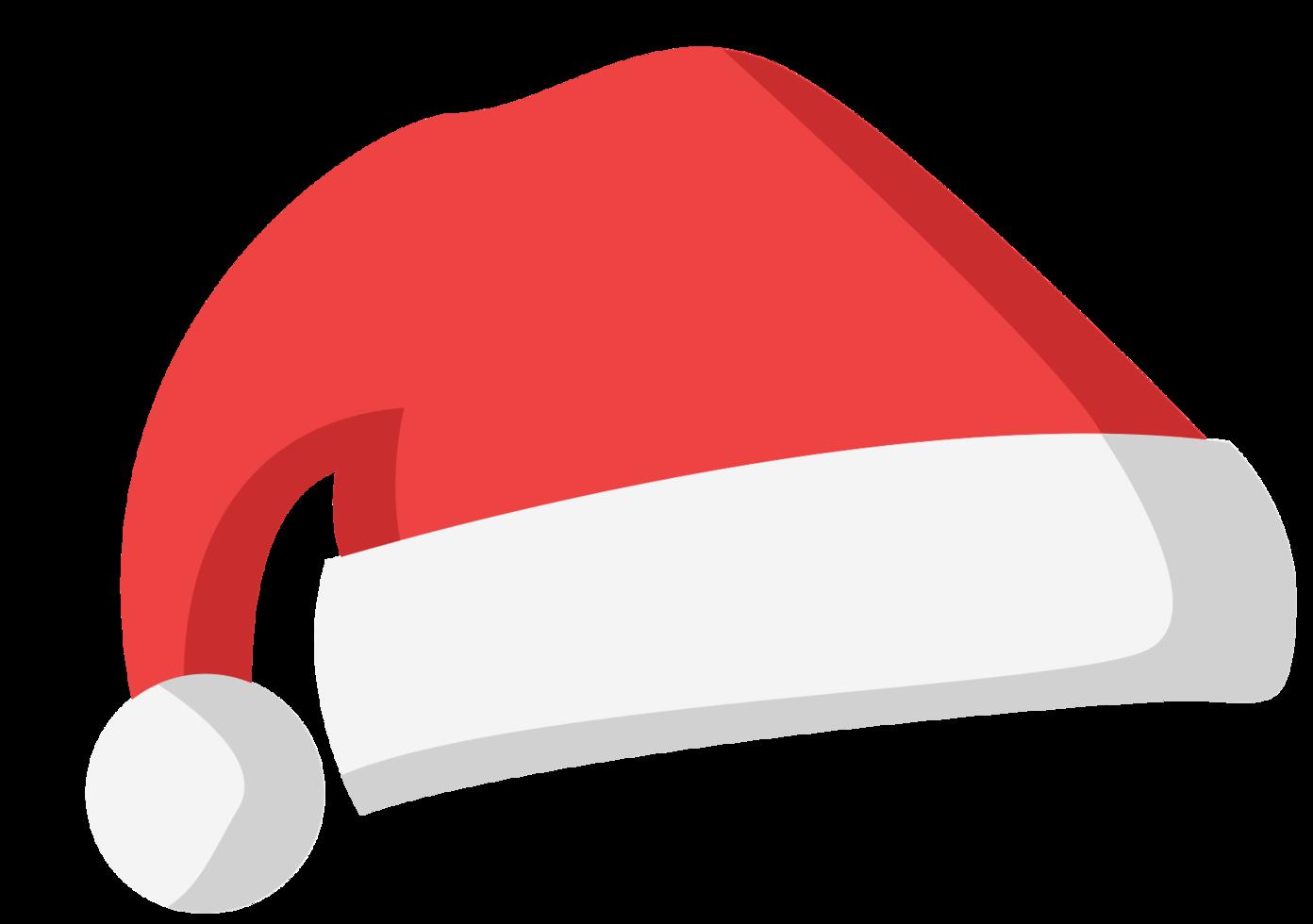 Gorro do Papai Noel png