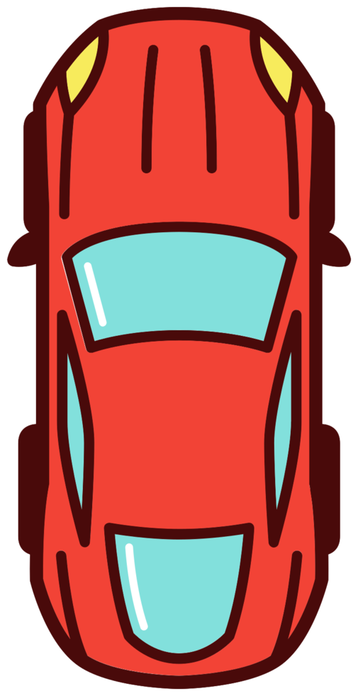 coche sedán png