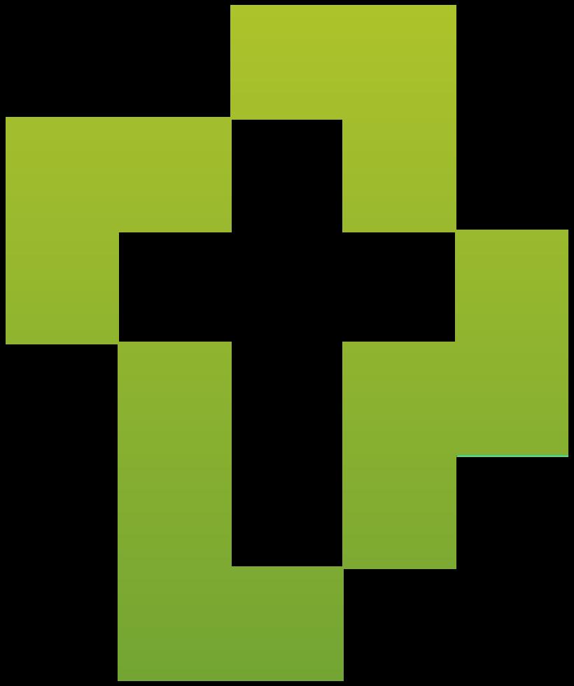 logotipo cruzado png
