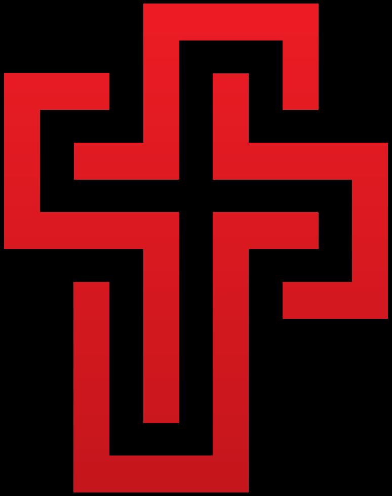 Cross logo png