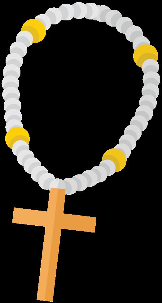 cruz necllace cristã png