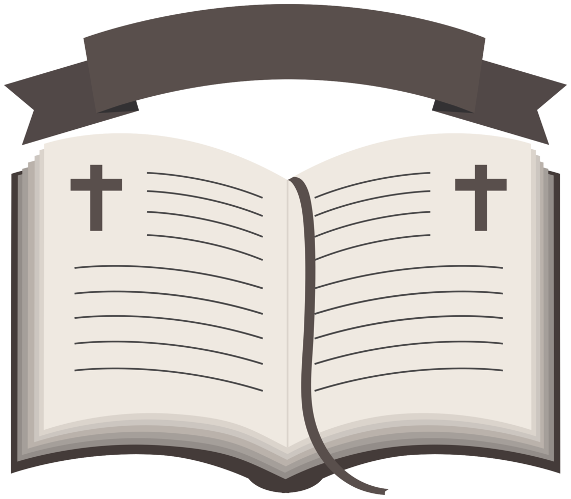cruz en santa biblia png